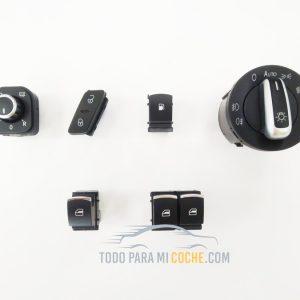 botones golf mk5 3p con mando (3)