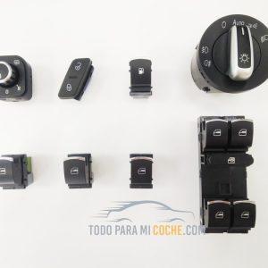 botones golf mk5 5p con mando (2)