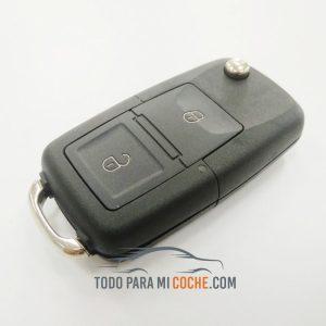 mando 2 botones seat vv volkswagen skoda (3)
