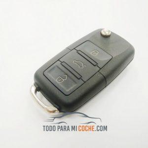 mando 3 botones seat vv volkswagen skoda (3)