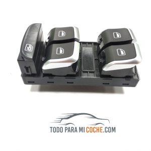 botonera conductor nuevo audi a1 a3 a4 a5 a6 (4)