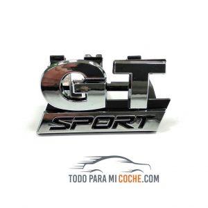 Emblema Golf 5 GT Sport (5)