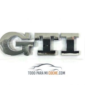 Logo GTI Trasero Cromo (4)